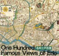 ONE HUNDRED FAMOUS VIEWS OF EDO